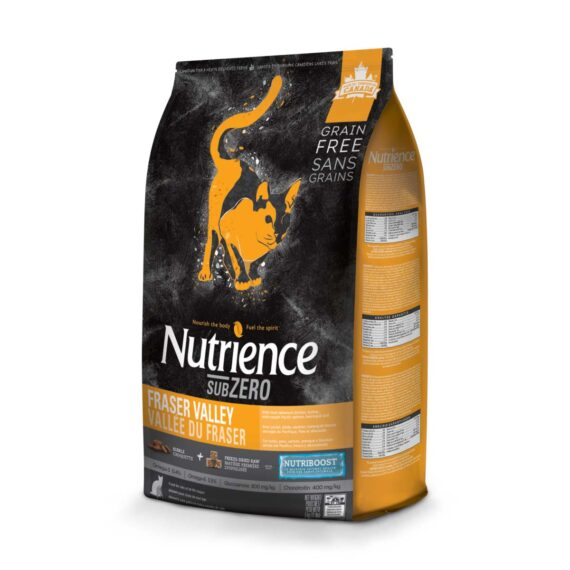 Nutrience Subzero Fraser Valley (Cat All Life Stages) 5 kg