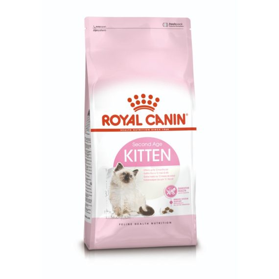 Royal Canin KITTEN 400 g/ 2 kg/ 4 kg/ 10 kg