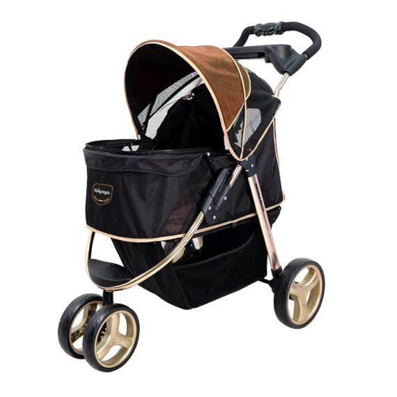 IBIYAYA Monarch Premium Pet Jogger – Luxury Gold