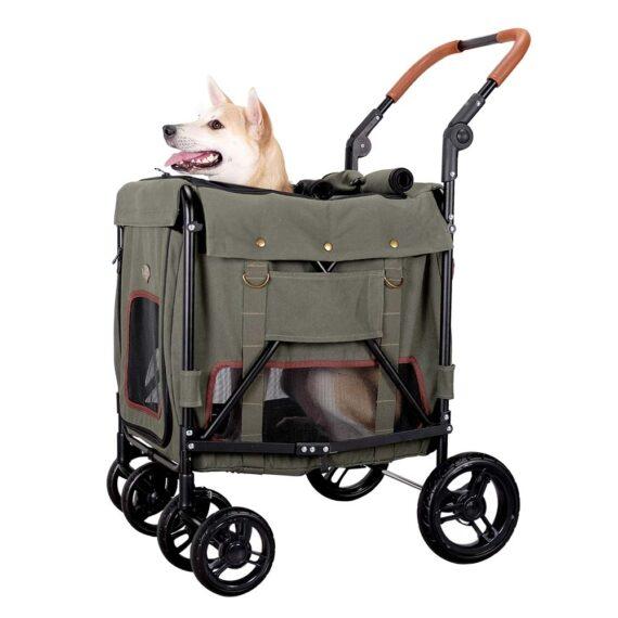 IBIYAYA Gentle Giant Pet Wagon FS1880-AG