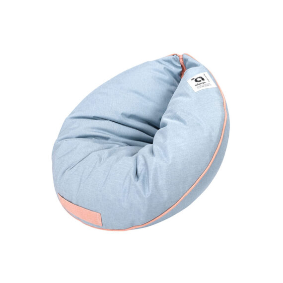 IBIYAYA Snuggler Pet Nook – Dusty Blue
