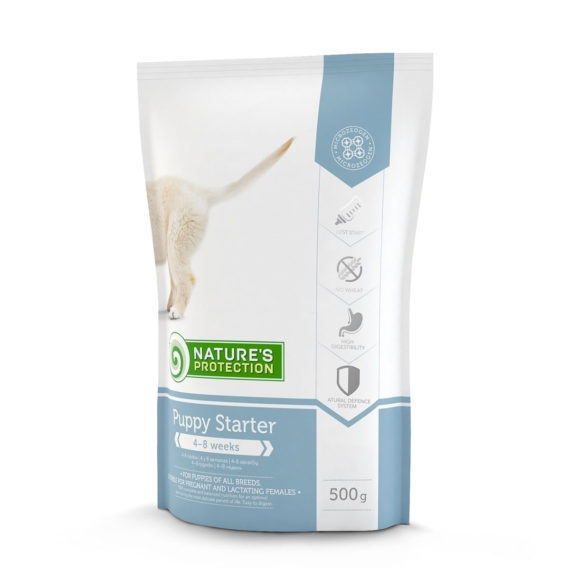 Nature's Protection Puppy Starter -500g 1 FREE1