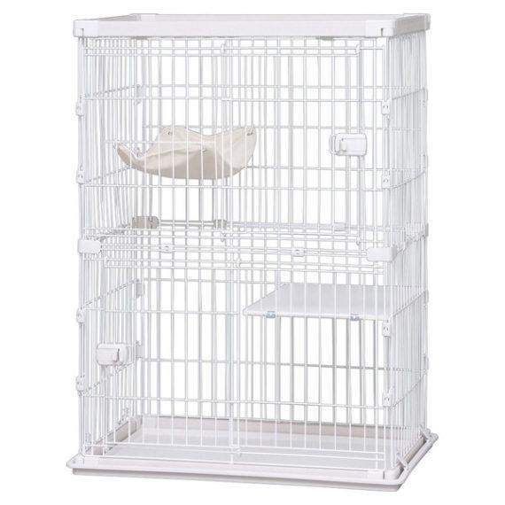 IRIS Woody Cage 2-Stage/ กรงวู้ดดี้ 2 ชั้น