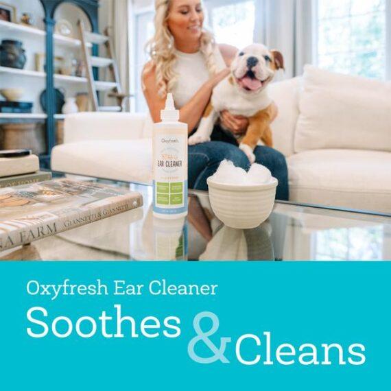 เพ็ท เอีย คลีนเนอร์/ Pet ear cleaner 237 ml
