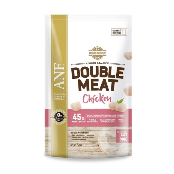 ANF – CAT DOUBLE MEAT CHICKEN 7.2 KG