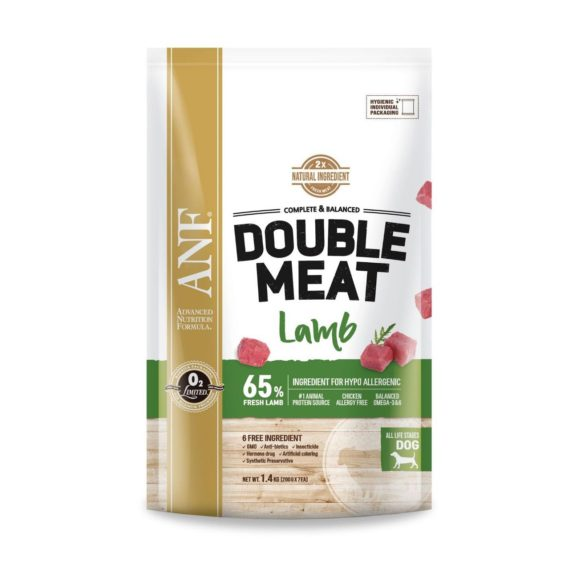 ANF DOG DOUBLE MEAT LAMB 1.4 KG