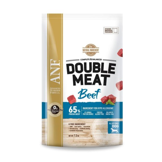 ANF DOG DOUBLE MEAT BEEF 7.2 KG