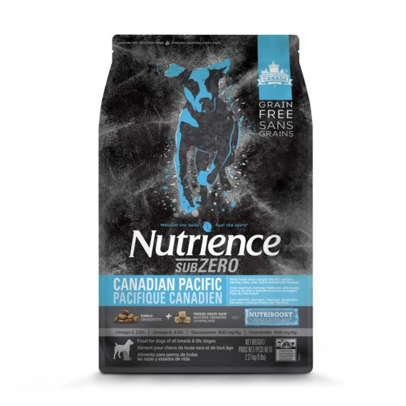 Nutrience Subzero Canadian Pacific (Dog All Life Stages) 2.27 kg