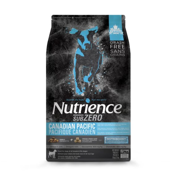 Nutrience Subzero Canadian Pacific (Dog All Life Stages) 10 kg