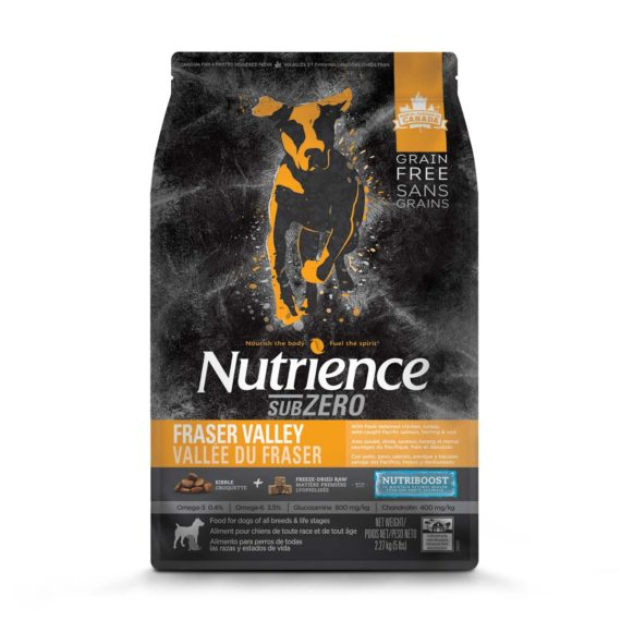 Nutrience Subzero Fraser Valley (Dog All Life Stages) 2.27 kg