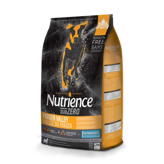 Nutrience Subzero Fraser Valley (Dog All Life Stages) 10 kg