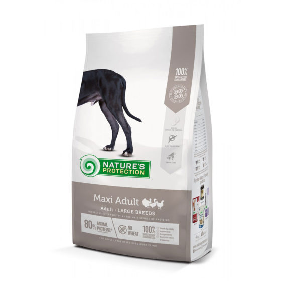 Nature's Protection MAXI ADULT 4 kg