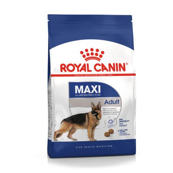 Royal Canin MAXI ADULT 4 kg/ 10 kg/ 15 kg