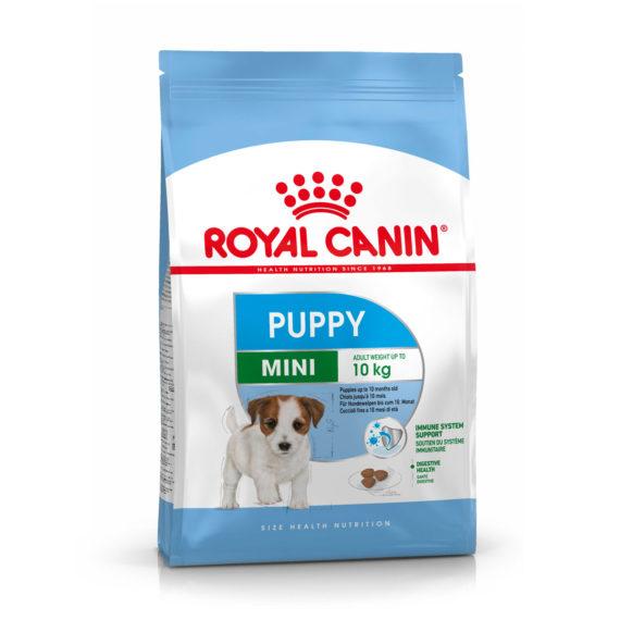Royal Canin MINI PUPPY 800 g/ 2 kg/ 4kg/ 8kg/ 15 kg