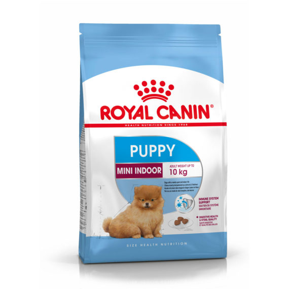 Royal Canin MINI INDOOR PUPPY 500 g/ 1.5 kg / 3 kg
