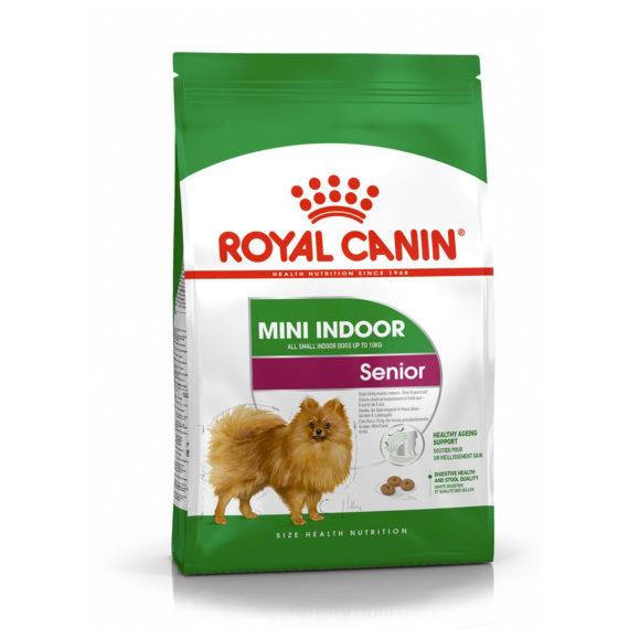 Royal Canin MINI INDOOR SENIOR 1.5kg/ 3 kg