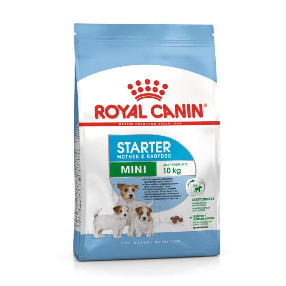Royal Canin MINI STARTER MOTHER & BABY DOG 1 kg/ 3 kg/ 8.5 kg