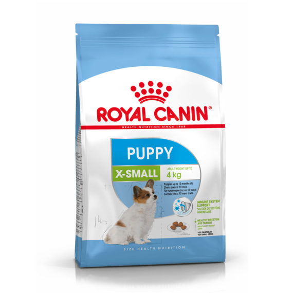 Royal Canin X-SMALL PUPPY 500 g/ 1.5kg/ 3kg