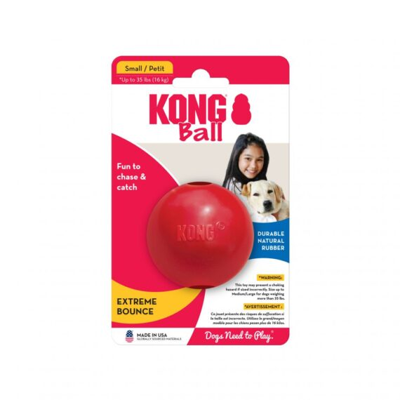 KONG Ball with Hole (S)