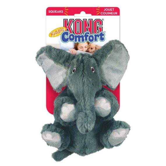 KONG Comfort Kiddos Elephant (S)