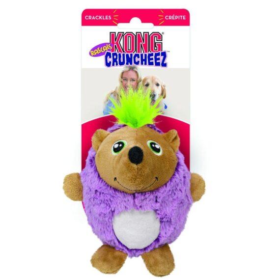 KONG Cruncheez™ Rascals Hedgehog (S)
