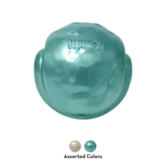 KONG ChiChewy Ball Assorted (2 colors/cannot be selected)