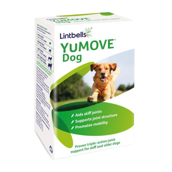 Lintbell YuMOVE Dog 120 tab.