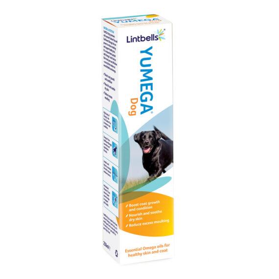 Lintbell YuMEGA Dog 250 ml.
