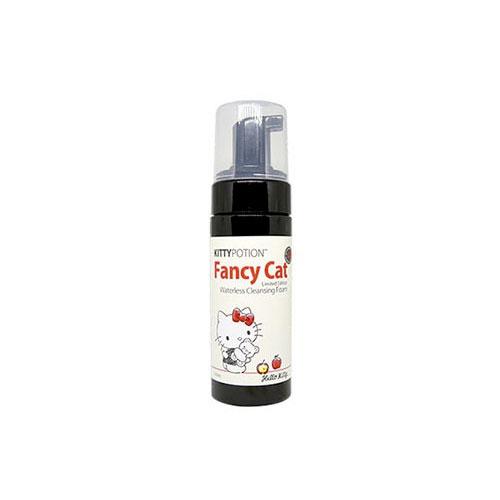 KittyPotion Fancy Cat Waterless Cleansing Foam 150ml