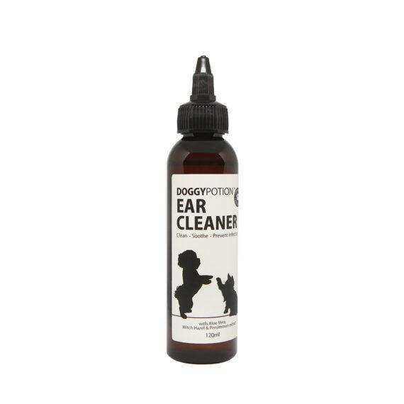 Doggy Potion Ear Cleaner 120ml/ น้ำยาล้างหู