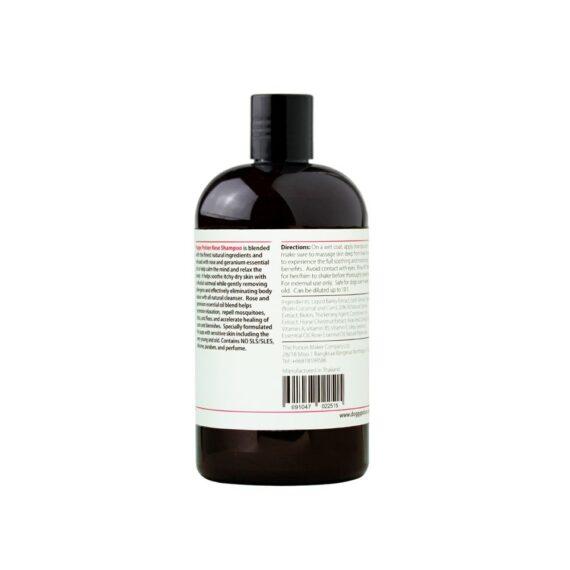 Puppy Potion Rose Shampoo 500ml