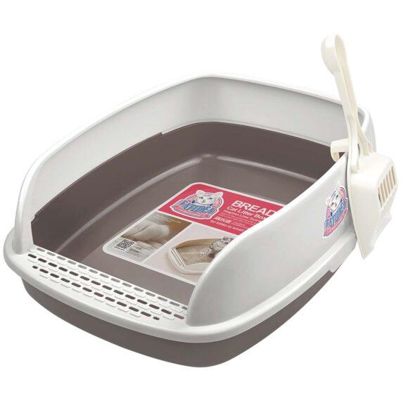 Cat Litter Box – Small Bread Size S ห้องน้ำแมว