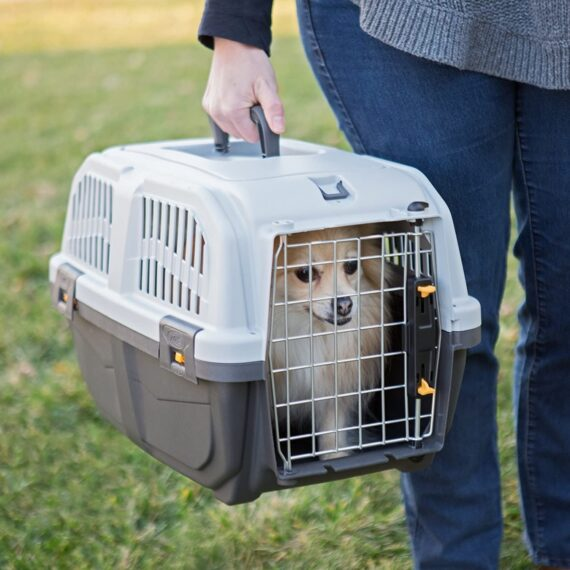 CRATE SKUDO 1 กล่องขนย้ายสัตว์เลี้ยง