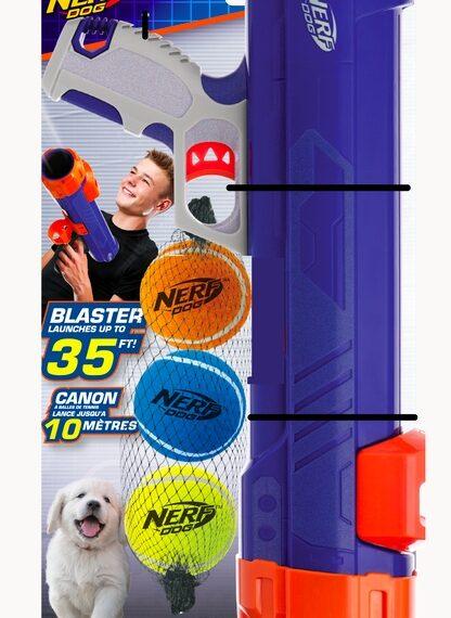 Nerf Dog Tennis Ball Blaster (S)