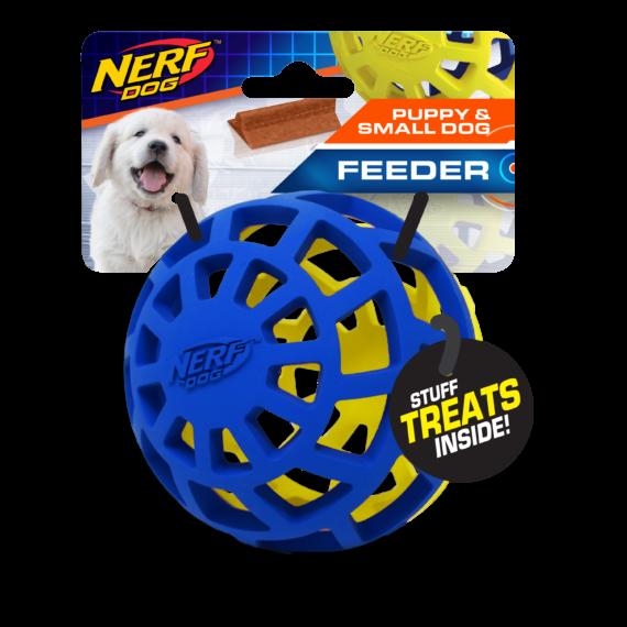 Nerf Dog Puppy Exo Ball (3.75 in)