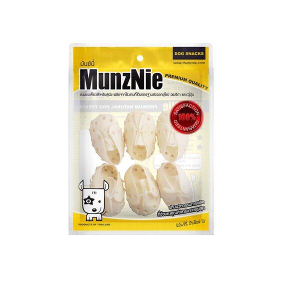 Munznie รองเท้าผูก 3.5นิ้ว 6 ชิ้น