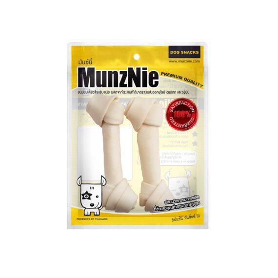 Munznie กระดูกผูก รสนม 6นิ้ว 2 ชิ้น