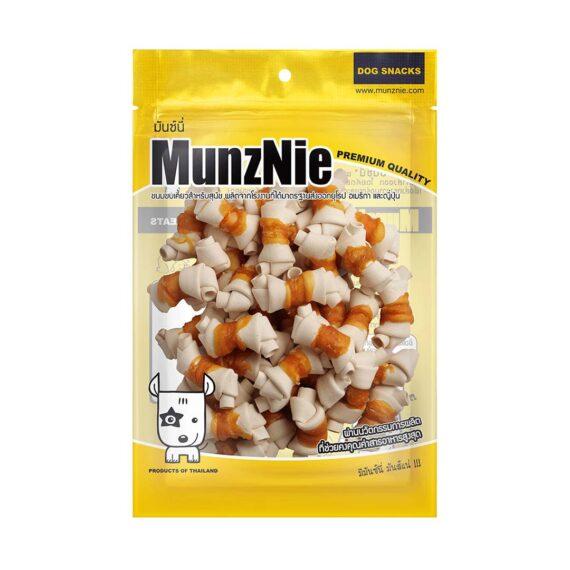 Munznie มิลค์กี้โบนนิ่ม พันอกไก่ 400g