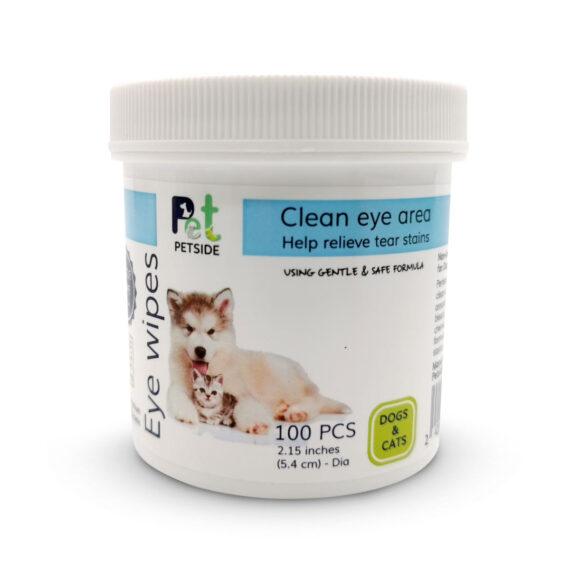 Eye Wipes/ ผ้าเปียกทำความสะอาด (ตา) 100 pcs