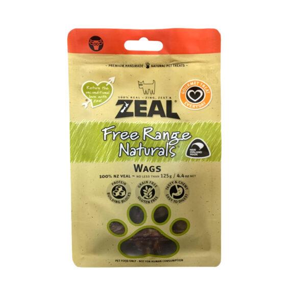 ZEAL WAGS 125g/ หางลูกวัวนิวซีแลนด์