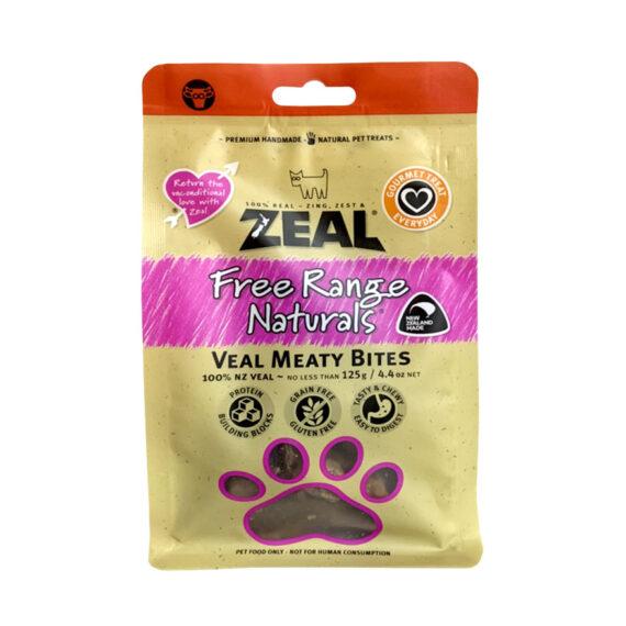 ZEAL VEAL MEATY BITES 125g /เนื้อลูกวัวนิวซีแลนด์