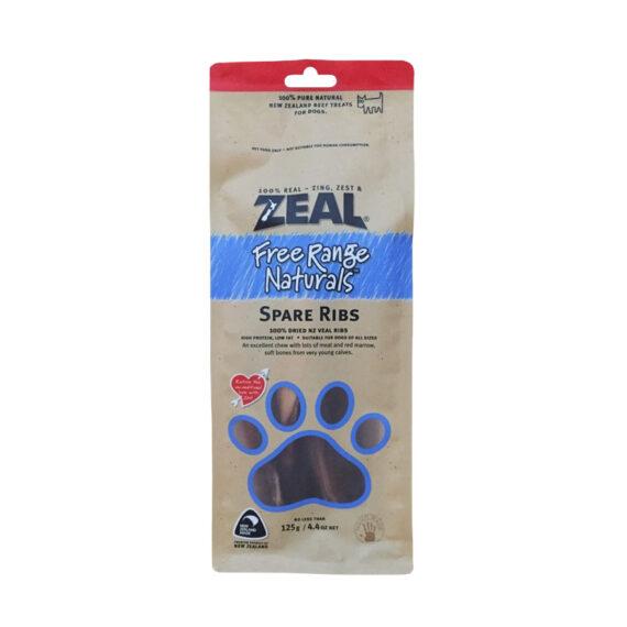 ZEAL SPARE RIBS 125g/ ซี่โครงลูกวัวนิวซีแลนด์ Size S