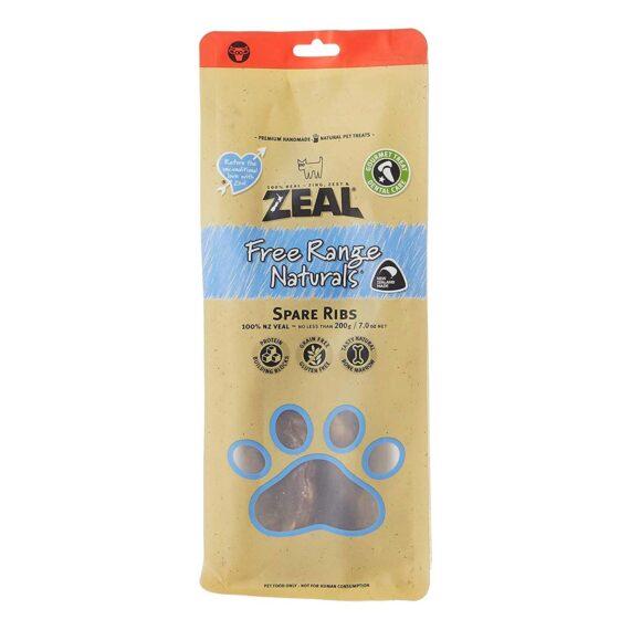 ZEAL SPARE RIBS 200g/ ซี่โครงลูกวัวนิวซี่แลนด์ Size L