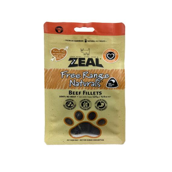 ZEAL BEEF JERKY 125g/ เนื้อวัวนิวซีแลนด์