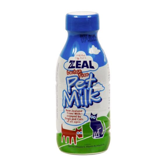 Zeal PET MILK 380ML/ นมวัวสด 100%