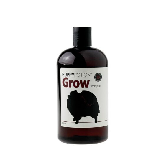 Puppy Potion Grow Shampoo 500ml/ แชมพูพัพพี่โพชั่น สูตรโกรว์