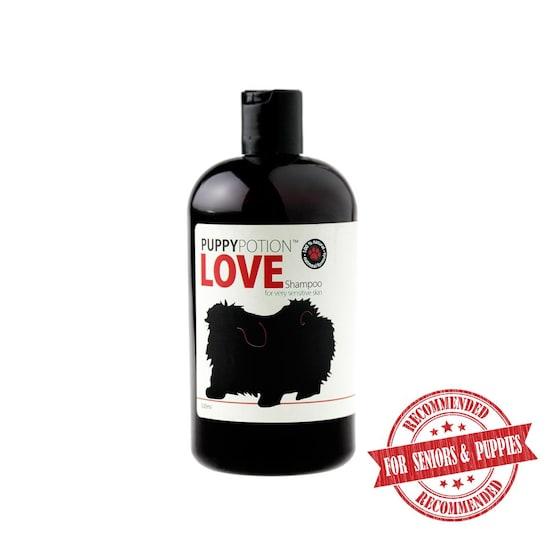 Puppy Potion Love Shampoo/ แชมพูพัพพี่โพชั่น สูตรเลิฟ 500ml